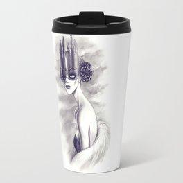 One Eyed Queen Travel Mug