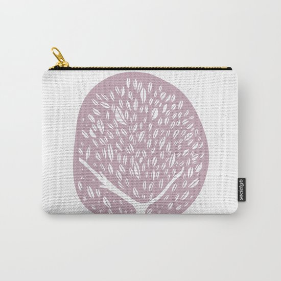 Tree of life - lilac Carry-All Pouch