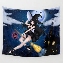 Witchy Wall Tapestry