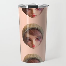 Rose doll Travel Mug