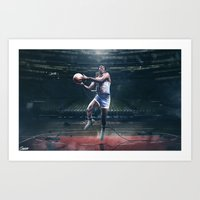 Earl Monroe - Guardians of the Garden 5/5 Art Print