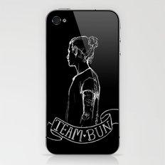 Inverted Team Bun iPhone & iPod Skin