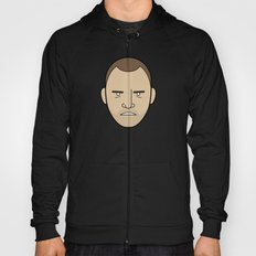 Faces of Breaking Bad: Jesse Pinkman (Angry) Hoody