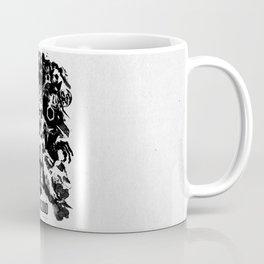 Fox McCloud Star Fox Inspired Geek Psychological Inkblot Coffee Mug