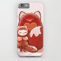 Fox Girl Slim Case iPhone 6s