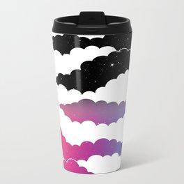 Midnight Glow Metal Travel Mug