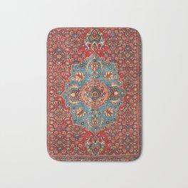 Bidjar Antique Kurdish Northwest Persian Rug Print Bath Mat
