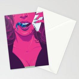 Monster Girl Stationery Cards