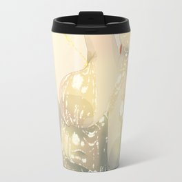 BBW Pin Up - Golden Travel Mug