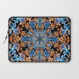 Shamanic Jungle Mandala Laptop Sleeve