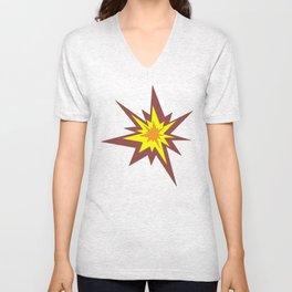 Explosion! Unisex V-Neck