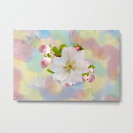 watercolor mood Metal Print