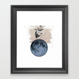 hey diddle diddle 3 Framed Art Print