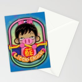 Tonde Buurin Stationery Cards