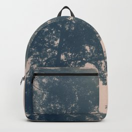 Borneo sunrise in dreamy pastels Backpack