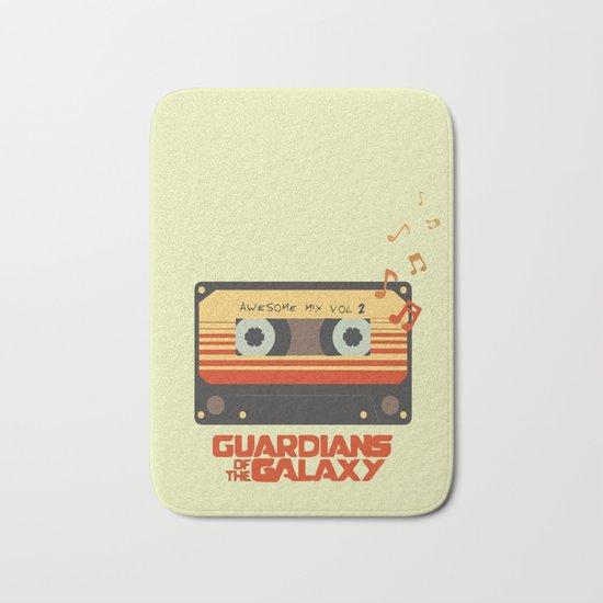 Music, Guardians of the Galaxy, Movie Bath Mat