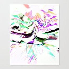 Daily Design 97 - Shangri-La Canvas Print