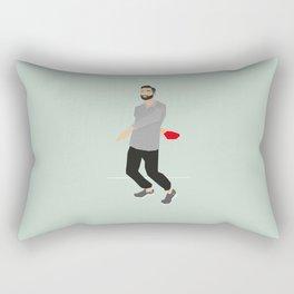 El Jefe Rectangular Pillow