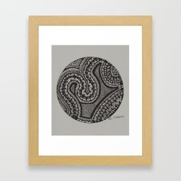 KL-1.2 Framed Art Print