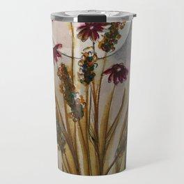 Moonflower Travel Mug