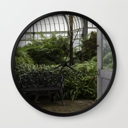 Conservatory Wall Clock