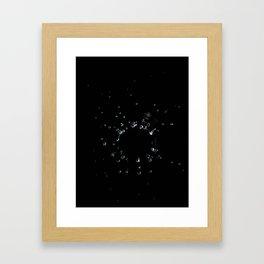 R+S_Obscure_1.2 Framed Art Print