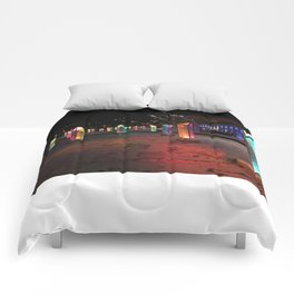 Under Ground Light Therapy Comforters
