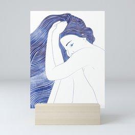 Psamathe Mini Art Print