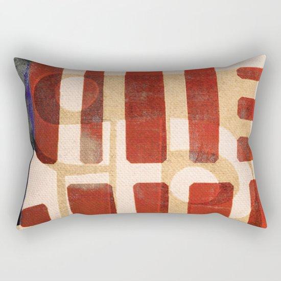 The Wise Babuino Rectangular Pillow