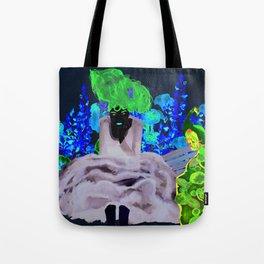 Lady Siri Tote Bag