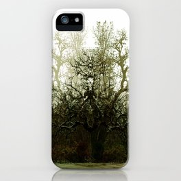 The trees call to me.... iPhone Case