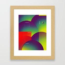One more Framed Art Print