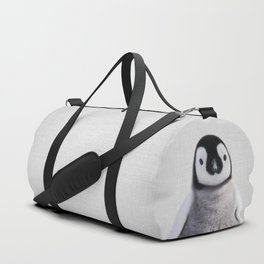 Baby Penguin - Colorful Duffle Bag