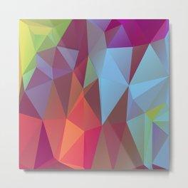 Vertices 9  Metal Print