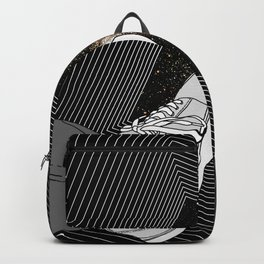 FALLING INTO THE SPACE Backpack