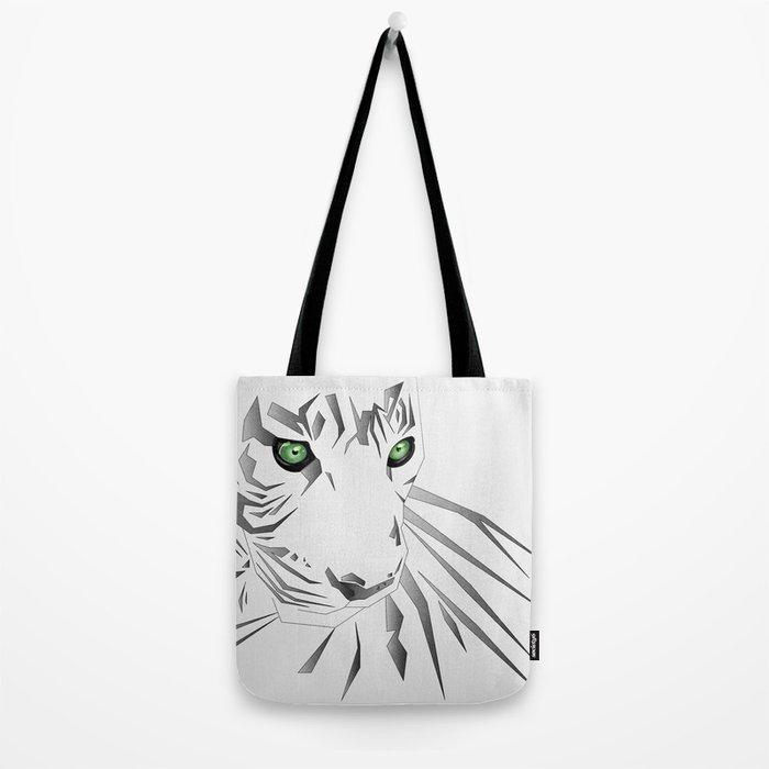Tiger's  Soul Tote Bag