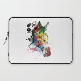 horse portrait  Laptop Sleeve