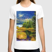 alaska T-shirts featuring Alaska by KL Design Solutions