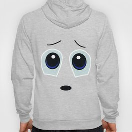 Vulnerable Smiley Face Hoody