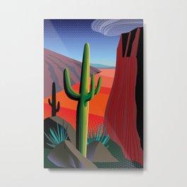 Gringo Pass Metal Print