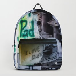 Rundown Church Backpack