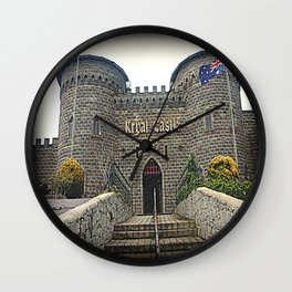 Kryal Castle Wall Clock