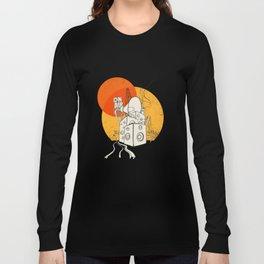 Radio Satla Long Sleeve T-shirt