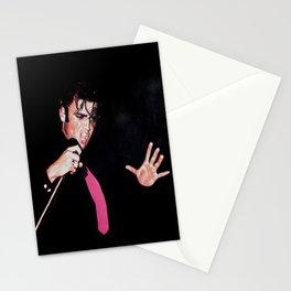 ELVIS AFTER DARK Stationery Cards
