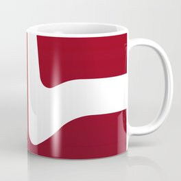 Striped Tomato Coffee Mug