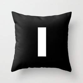 I Throw Pillow