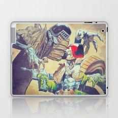 Judge Dredd Laptop & iPad Skin