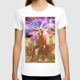 Electric Scientist T-shirt