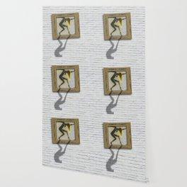 Art For The Sake of Art Woman Framed 1 Women's Rights Empowerment Wallpaper