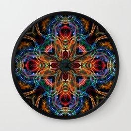 Light Artistry 20111001 Wall Clock